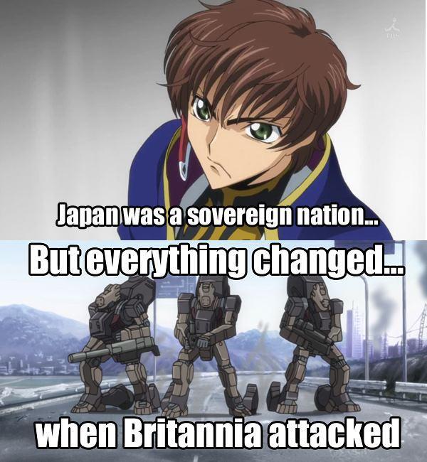 Britannia - Brock Obama