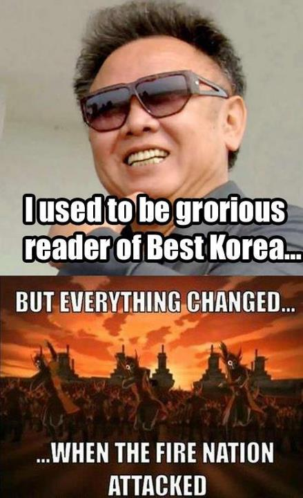 Kim Jong-Il - Brock Obama