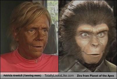 Patricia Krentcil Totally Looks Like Zira