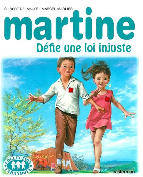 Martine Cover