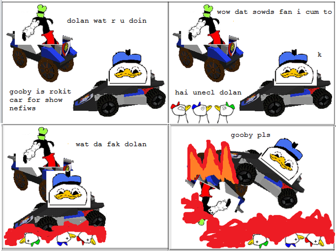 dolan wit rokit car