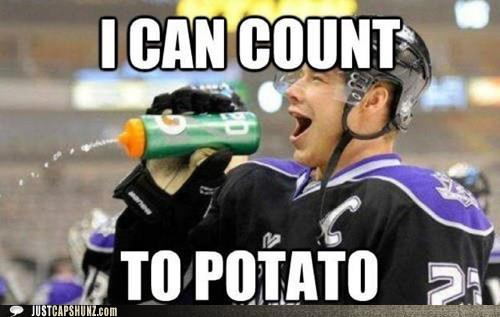 Dustin Brown LA Kings