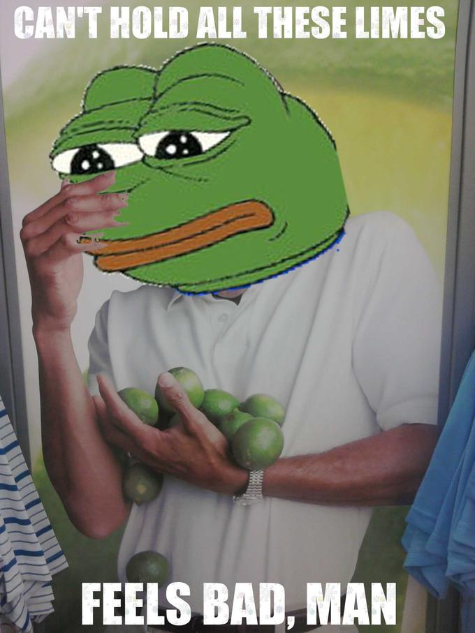 Limes Frog