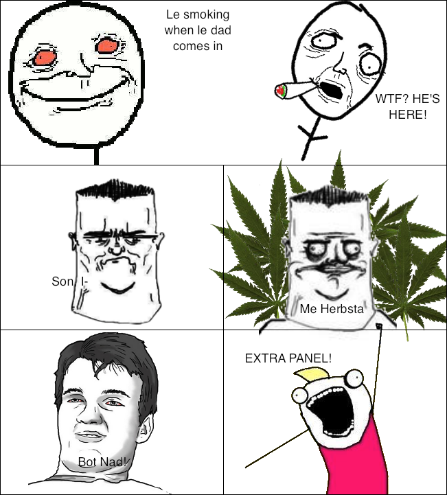 Stoner Comic | Stoner Comics / Tree Comics | Know Your Meme