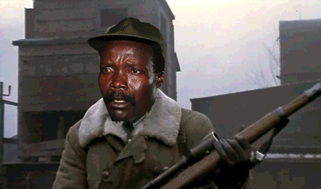 Major Erwin Kony