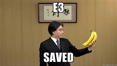 e3 saved