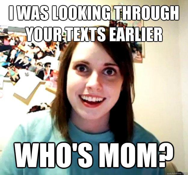 Who's Mom?