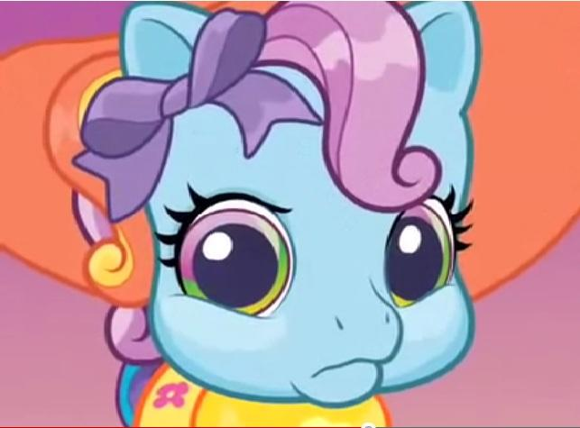 Your post has angered the mighty Rainbow Dash
