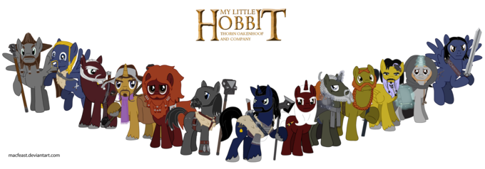 Thorin Oakenhoof and Company