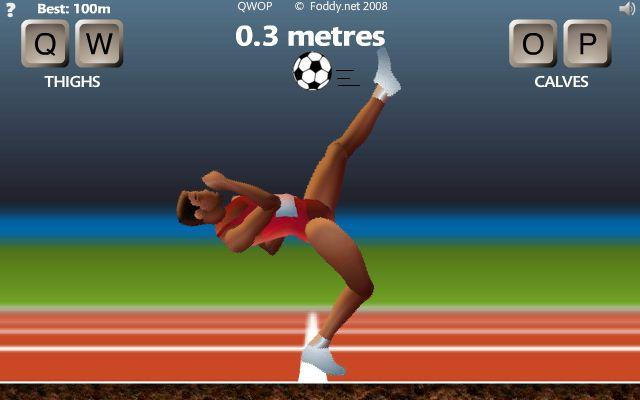 Soccer QWOP