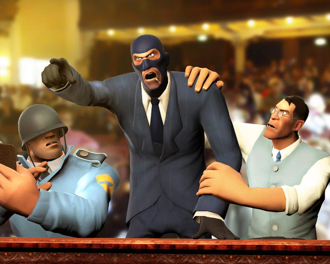 The trial of a Spy