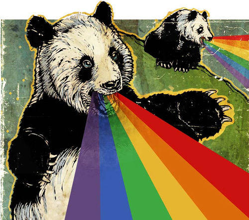 Panda strike
