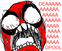 Deadpool Rage