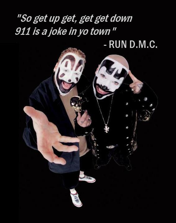 Run DMC wuz dope, cuz!