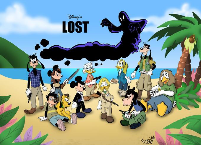 Disney's LOST