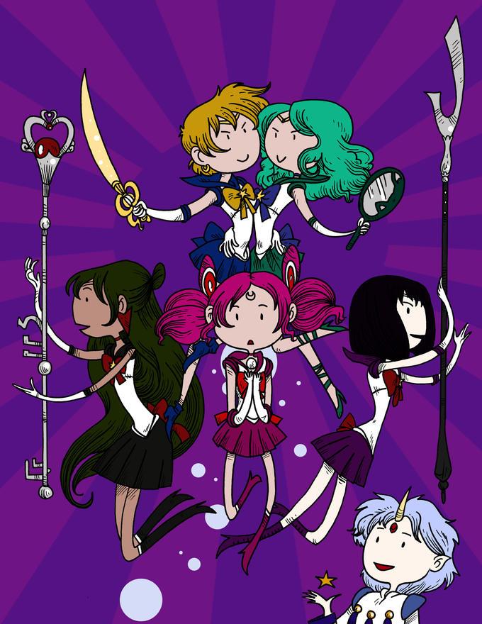 It's Sailor Time Again