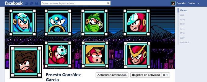 Timeline Megaman 2