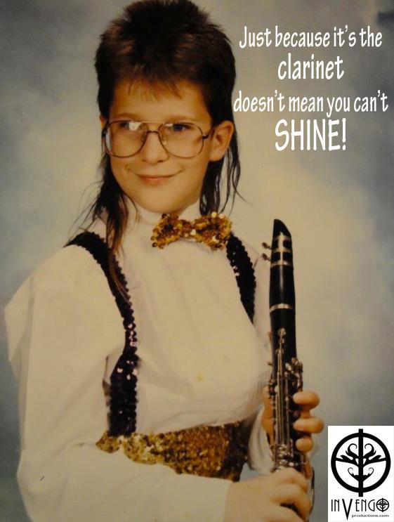 Clarinet!!