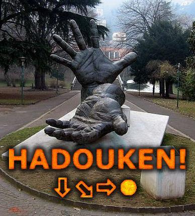 Shoryuken/Hadouken