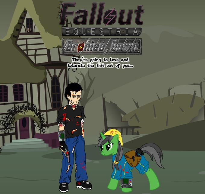 Fallout Equestria: Bronies Dawn