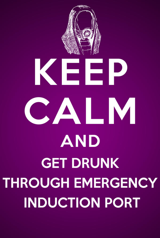 Keep Calm, Tali