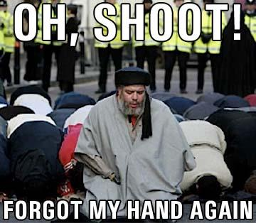Forgetful Terrorist
