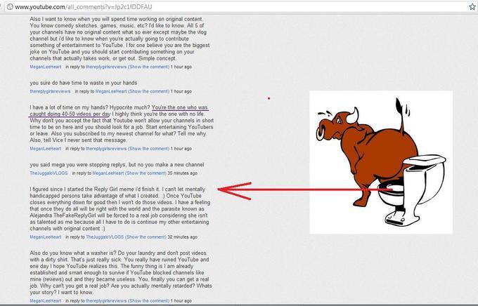 MeganLeeHeart's Bullwinkle