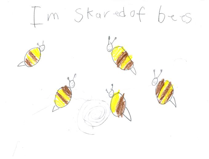 BEES R SKARY