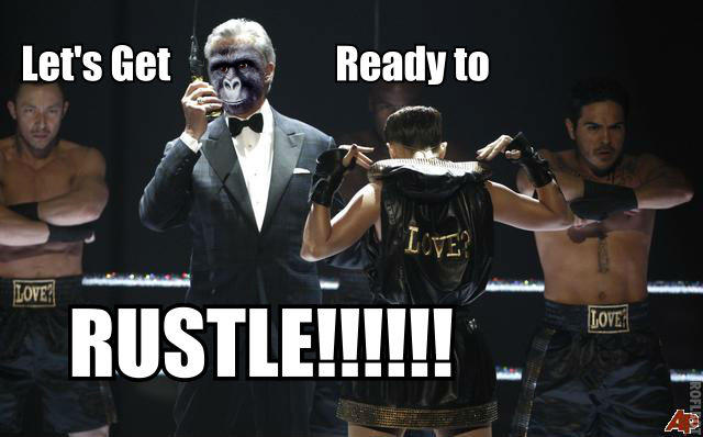Let's Get Ready To Rustle