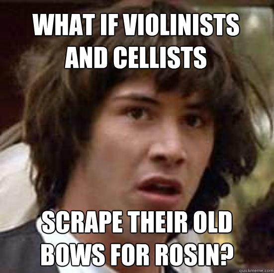 Violinists & Cellists