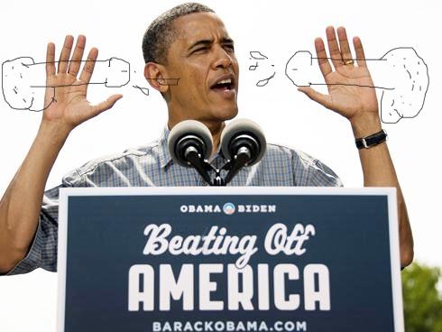 Beating Off America (PG-13 version)