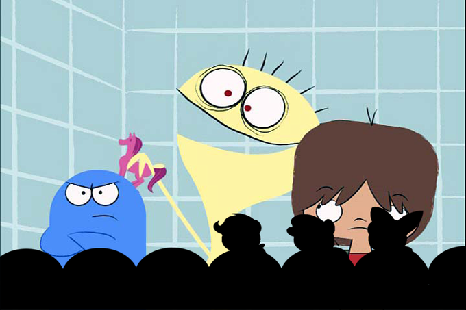 The CMC MST3K Team watches Foster's Home for Imaginary Friends