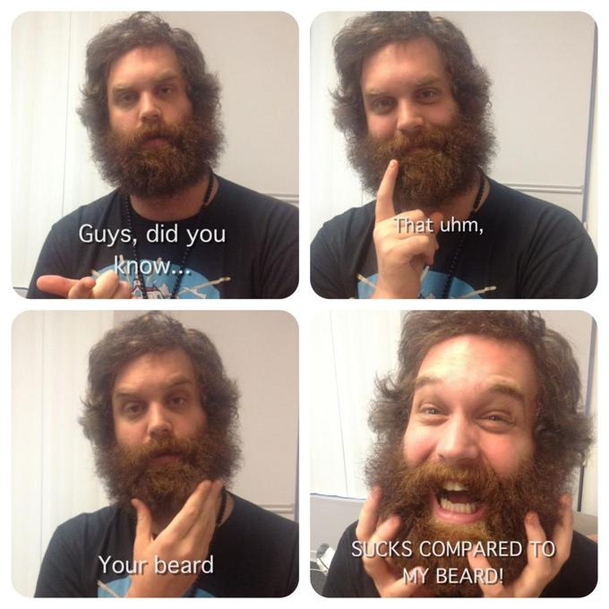 Epic Beard Time