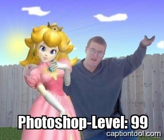 Photoshop-Level