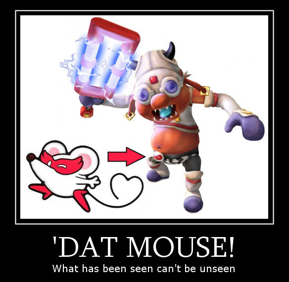 'Dat Mouse!