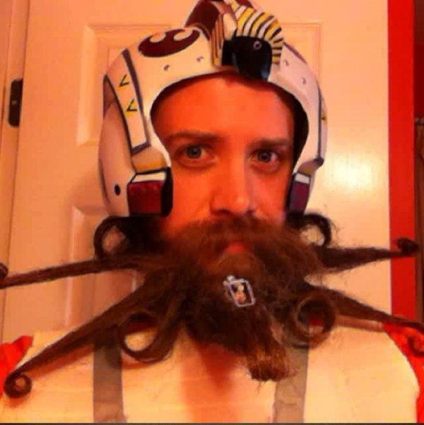 X-Wing Beard