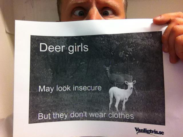 Deer girls
