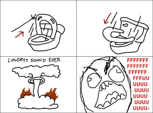 Toilet Seat Problems