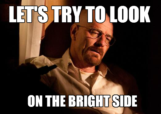 Look on the Bright Side Walter