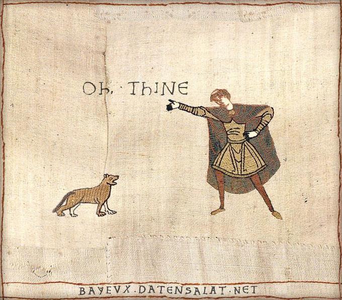 Oh, Thine