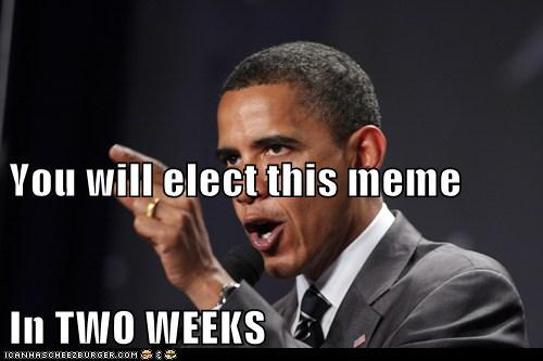 You Will Elect