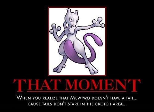 That Moment Mewtwo