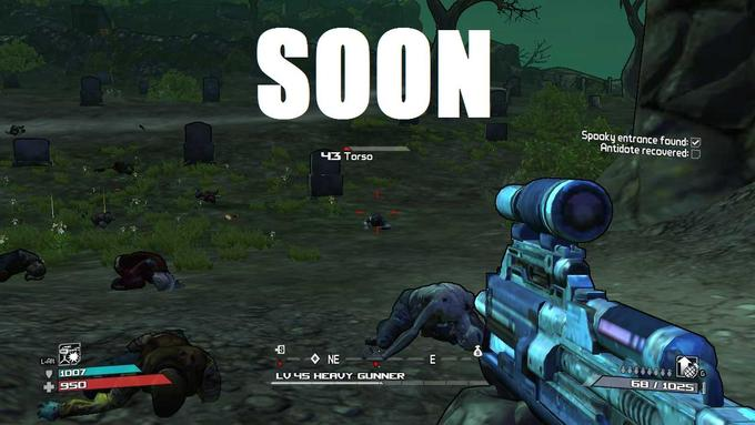 SOON - Borderlands