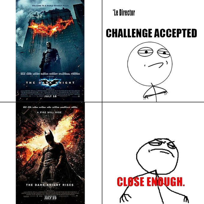 Close Enough Rises