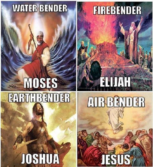 Bible-Bending