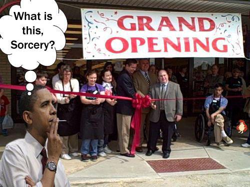 Obama Stunned