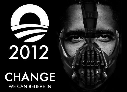 Obama-Bane 2012