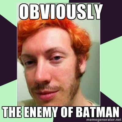 Enemy of Batman