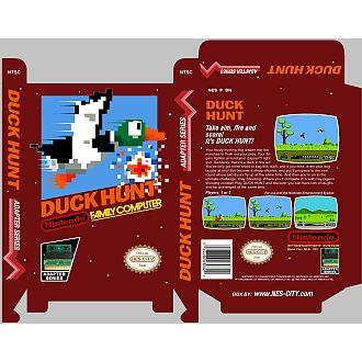 duck hunt game cover