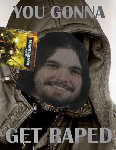Matt Ward Warhammer 40 000 Know Your Meme